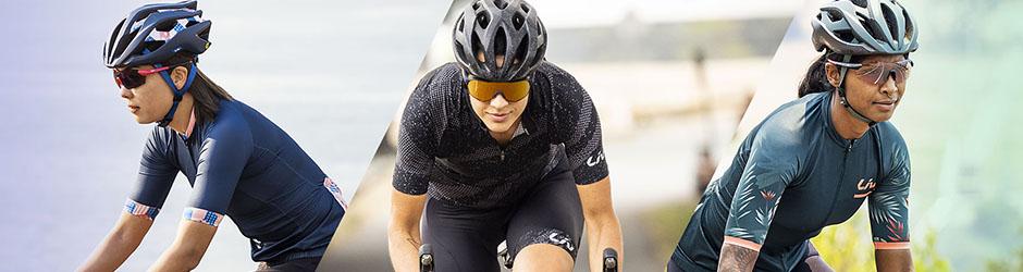 maglia ciclismo Liv manica lunga