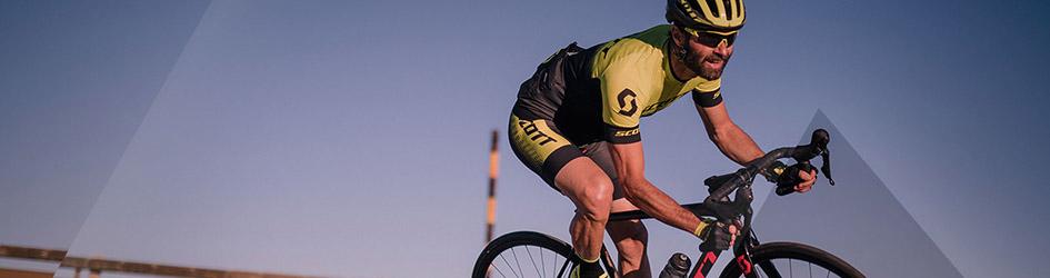 maglia ciclismo Scott manica lunga