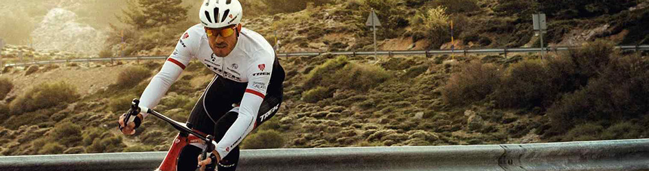 maglia ciclismo Trek manica lunga