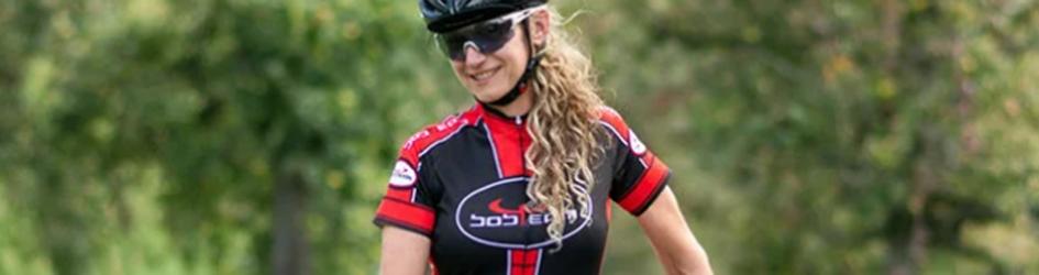 maglia ciclismo Bobteam manica lunga